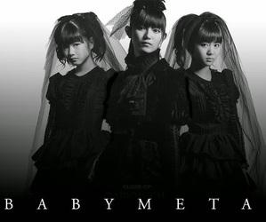 babymetal, yui-metal, and su-metal image