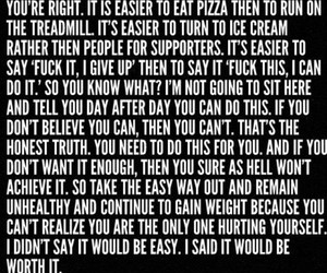 motivation, quotes, and fit image