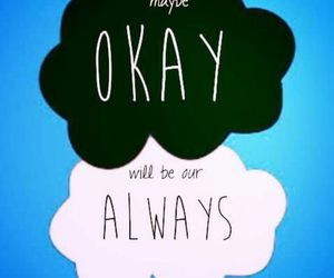 always, john green, and the fault in our stars image
