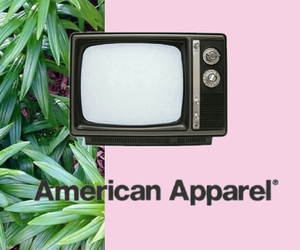 american apparel, edit, and pale image