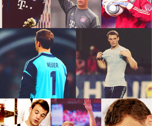 germany, football, and manuel neuer image