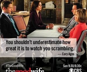 the good wife and cary agos image