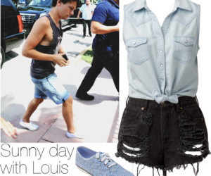 imagine, outfit, and one direction image