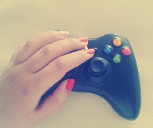 nails, Xbox 360, and xbox image