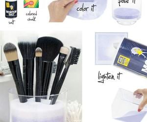 diy, makeup, and Brushes image