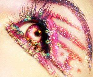 eye and pretty image