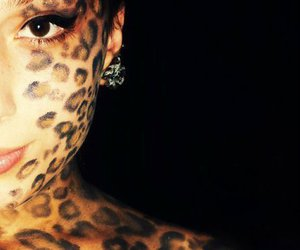 animal print, art, and cheetah image