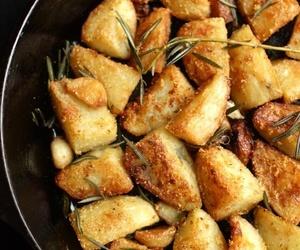 potato and food image
