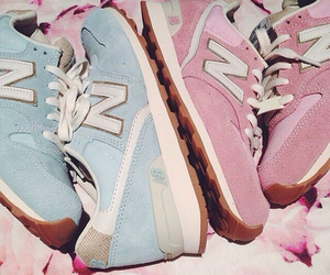 pastel, shoes, and sneakers image