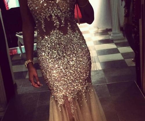 beatiful, dress, and fashion image
