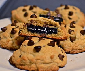 Cookies, food, and oreo image