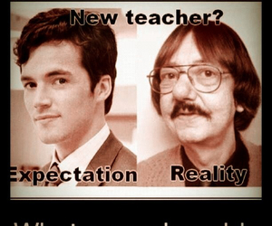 pll, pretty little liars, and teacher image