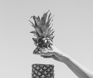 pineapple, grunge, and hipster image