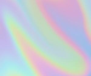 background, grunge, and rainbow image