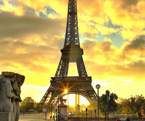 paris travel dream image