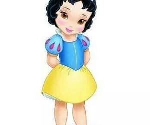 disney, little princess, and princess image