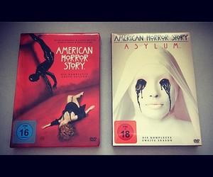 asylum, evan peters, and american horror story image
