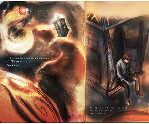 deviantart, doctor who, and tardis image