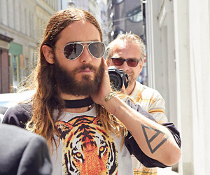 jared leto, sexy, and sweet image
