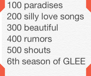 fox, glee, and kevin image