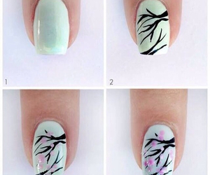 nails, tutorial, and arizona image