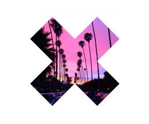 overlay and x image