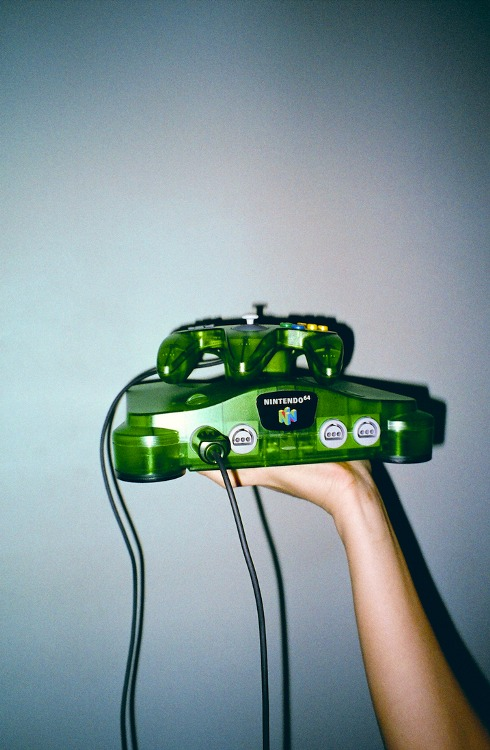 nintendo, game, and green image