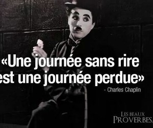 laugh, charlie chaplin, and quote image