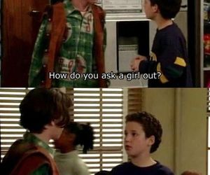 funny, boy meets world, and lol image
