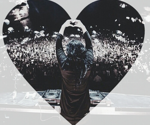 drop, dubstep, and heart image
