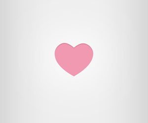 heart, pink, and weheartit image