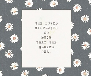 quote, mystery, and paper towns image
