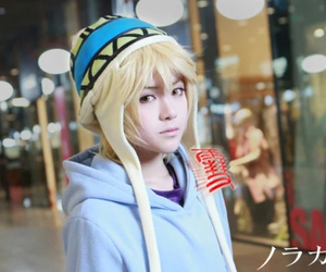 cosplay, noragami, and yukine image