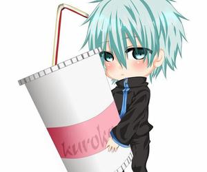 kuroko no basket, anime, and kawaii image