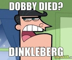 dinkleberg and funny image