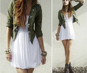 Military look