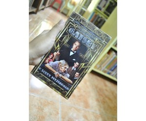 books, great gatsby, and novels image
