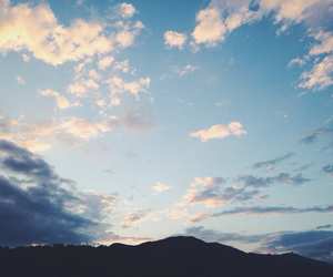 beautiful, clouds, and nature image
