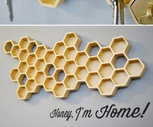 diy, home, and honey image