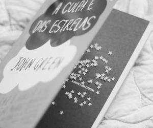 book, stars, and john green image