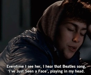 stuck in love, quotes, and movie image