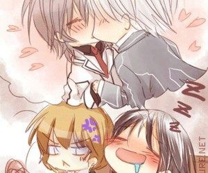 Fujoshi, yaoi, and vampire knight image