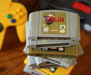 nintendo and zelda image