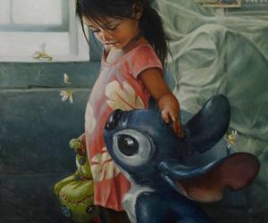 disney, stitch, and lilo image