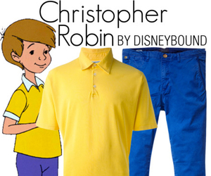 disney, winnie the pooh, and christopher robin image