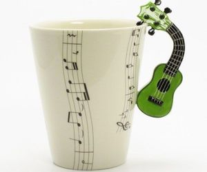 cup, gift, and green image