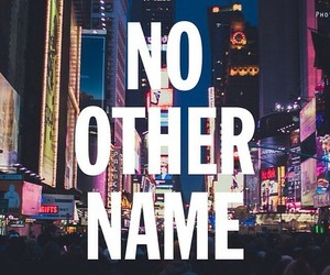 Hillsong, love, and no other name image