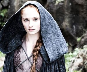 game of thrones and sansa image