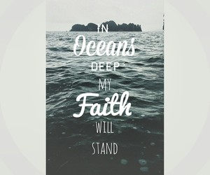 Hillsong and oceans image