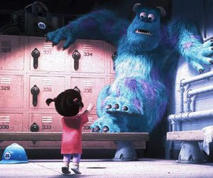 monsters inc, monster, and disney image